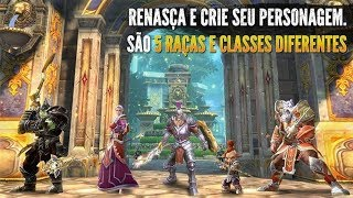 {Live do MMORPG} Order & Chaos 2 Android
