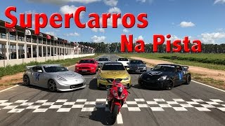 Super Carros na Pista - Godzila Garage