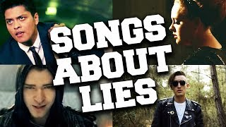 Best 30 Songs About Lying to Someone