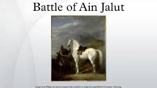 Battle of Ain Jalut