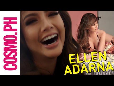 Nothing Is More Fun Than An Ellen Adarna Cover Shoot