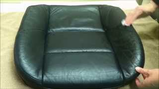 » Magic Mender Leather and Vinyl Repair Kit Demonstration