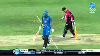 shakib al hasan big bash 1match