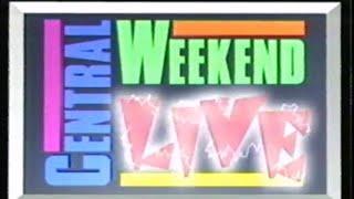Central Weekend Live - TV Censorship Debate - 1989