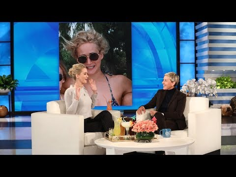 Jennifer Lawrence Explains Her Drunk Alter Ego 'Gail'