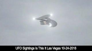 UFO Sightings Is This It Las Vegas Airport 10-25-2016