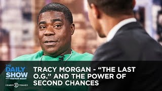 """Tracy Morgan - """"The Last O.G."""" and the Power of Second Chances 