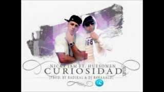 Nicky Jam Ft. Huesomen - Curiosidad (Official Remix)