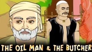 Akbar Birbal Stories | The Oil Man And The Butcher | Hindi Animated Stories | Masti Ki Paathshala