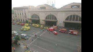 Barcelona train crash injures 48