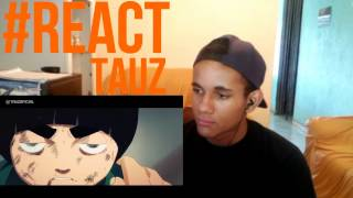 REACT Rap do Rock Lee (Naruto) | Tauz RapTributo 44 Tauz