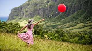 The most magical place on Earth - Kualoa Hawaii