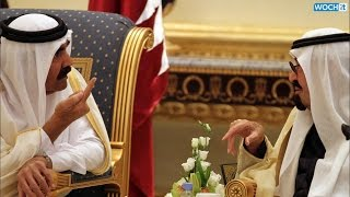 Qatar Emir Tells Saudi King He Met Terms To End GCC Rift