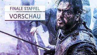 Game of Thrones: Was wir bisher wissen über Staffel 8