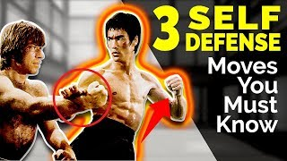 3 Basic Wing Chun Self Defense Moves That You Must Know 2017
