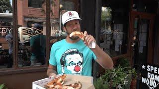 Barstool Pizza Review - Speedy Romeo