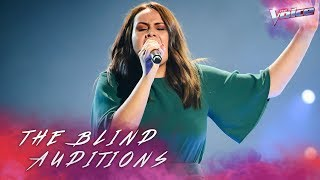 Maddison McNamara sings I Will Always Love You | The Voice Australia 2018