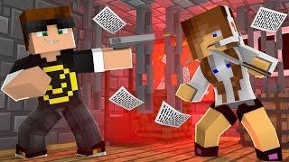Minecraft: MURDER - MEU AMIGO ME TRAIU!