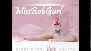 Blazin - Nicki Minaj ft. Kanye West LYRICS IN DESCRIPTION