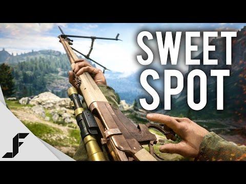 watch SWEET SPOT - Battlefield 1 Sniper One Hit Kill Guide
