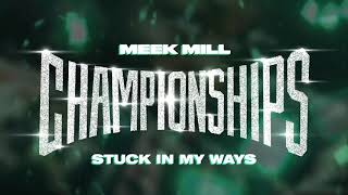 Meek Mill - Stuck In My Ways [Official Audio]