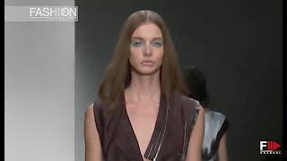 JEAN PIERRE BRAGANZA Spring Summer 2013 London - Fashion Channel