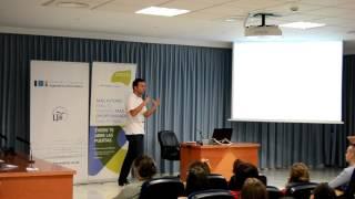 Ponencia Java vs .NET  (Everis CodeFEST)