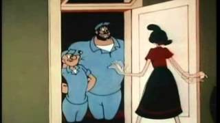Popeye The Sailor - A Haul in One [Full Episode - High Quality]