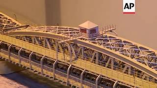 Famed River Nile bridge falls into disrepair