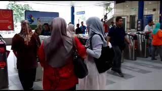 Hijab Walk for Hijab Event 2015(3)