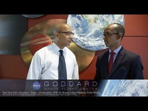 S3 Ep.13 Part 2 Dr. Brook Lakew NASA Space Scientist & Senior Official