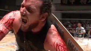 Trận Đấu WWE trên sàn gỗ đẫm máu nhất lich sử
