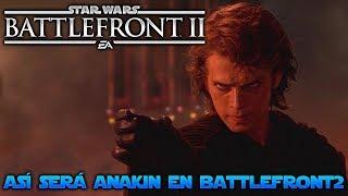Así SERÁ ANAKIN SKYWALKER En Star Wars Battlefront 2 - Noticias - Battlefront - ByOscar94