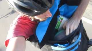 Rambling on a Bike - Product Review Monday: Chrome Bike Messenger Bag, Features and design