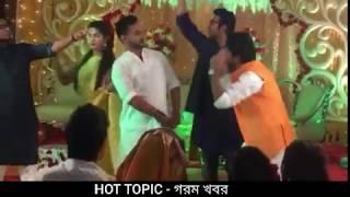 Tawsif Mahbub & Zara Wedding Dance। Siam। Toya।  Sabila Noor। Safa kabir।  hot topic