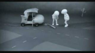 Vodafone Maps ad. Find Your Way. Funny Animated Vodafone Commercial. zoozoos. Vodafone cartoon ad.