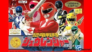 Kyoryu Sentai Zyuranger episode 1 review part 1