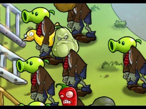 Plants vs Zombies ZomBotany 2 How to beat it