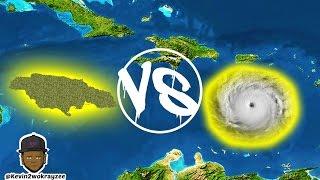Jamaica VS Hurricane Matthew!