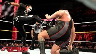 Sting vs. Big Show: Raw – 14. September 2015