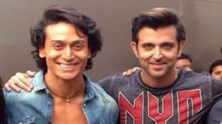 Tiger Shroff shows his OBSESSION for Hrithik Roshan in Befikra song | VIDEO