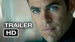 Star Trek Into Darkness NEW Trailer 1 (2013) - JJ Abrams Movie HD