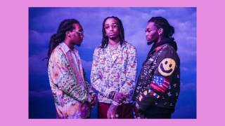 Migos - Slippery (feat. Gucci Mane) SLOWED DOWN
