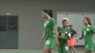 Nigeria 6 vs 0 Mali (AWC) 20/11/2016