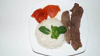 Kabab Tabei/ Pfannenkebab