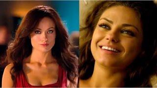 Top 10 Hottest Brunettes: Modern