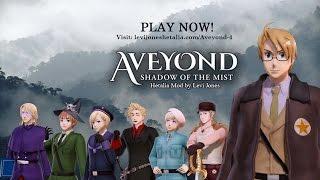 Aveyond 4 Hetalia RPG Game Official Trailer