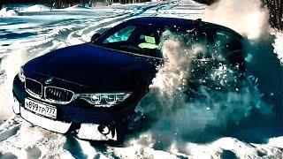 Самая КРАСИВАЯ БМВ! ТОП 440i зимой. Тест драйв и обзор BMW 4 Cерии 2017 B58