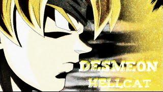 Dragon Ball Z-Desmeon Hellcat「AMV」[HD]