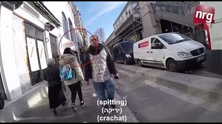 Watch What Happens When a Jew Casually Walks Through Paris